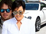'She's a sugar mama': Kris Jenner 'spoils toyboy Ben Flajnik by taking him on vacations and letting him drive her Bentley' but he says he can explain all this