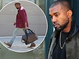 'They think I don't realise my power!' Kanye West calls on fans to boycott Louis Vuitton after snub... and praises Kardashians for promoting interracial relationships