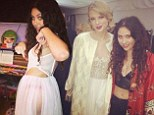 ELIZA DOOLITTLE AND TAYLOR SWIFT