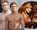 Uh-huh, honey! Now Zac Efron promises fans another Bound 2 parody as he teams up with Seth Rogen for Bound 4