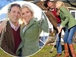 Seventh heaven! Real Housewives star Aviva Drescher spends romantic wedding anniversary weekend with husband Reid
