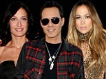 JLo gets more than me! Marc Anthony's ex-wife Dayanara Torres wants an extra $100,000 a month