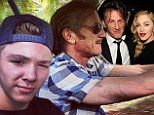 Madonna's son Rocco gives her ex husband Sean Penn the seal of approval as they bond on charity trip to Haiti
