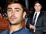 Did Zac Efron have a relapse? New report claims actor 'did NOT slip on a puddle when he broke his jaw, but fell into a glass coffee table after night of partying'