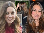 The Duchess of Cambridge's hair became the focus at a recent Poppy Appeal event in London when she displayed several grey hairs in her centre parting
