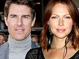 'He will date again and has been talking with women,' but Tom Cruise denies romancing fellow Scientologist Laura Prepon