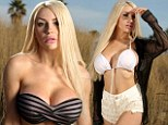 'We'll meet up': Courtney Stodden plans to see Big Brother's Mario again as she reveals she stopped having sex with ex-Doug Hutchinson after stint on reality show