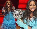 'Women of all sizes can do whatever they put their minds to': Pure Glee as Amber Riley wins Dancing With The Stars
