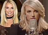 'Can't believe how beautiful my sister looks': Britney Spears praises younger sibling Jamie Lynn, 22, in her country music debut