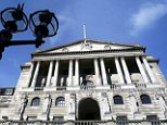 The funds over: The Bank of England is easing back the support it gives to mortgage lenders.