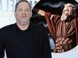 Harvey Weinstein to produce 'ambitious' Ten Commandments television series