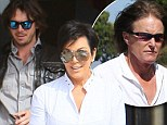 'Bruce Jenner couldn't care less': The Kardashian defector, 64, 'is not bothered estranged wife Kris, 58, is hooking up with Ben Fajnik, 31'