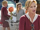 Melanie Griffith and her daughter Stella Banderas