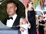 What about Brad? Angelina Jolie will spend Thanksgiving in Australia with her six children