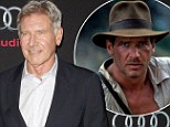 Veteran actor Harrison Ford reveals he started in movie industry on $150 a week... and was told he'd never make the big time