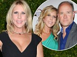 ¿I know my daughter worries, but I don¿t care¿: Real Housewives star Vicki Gunvulson on why she¿s back with Brooks Ayers despite family fears