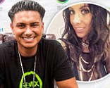 Court action: Pauly D, shown in Las Vegas in July, wants to see his six-month old daughter Amabella over the holidays after meeting her for the first time earlier this month