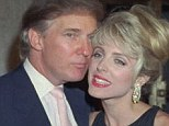 Finally getting rid: Marla Maples is auctioning off more than 170 items she accumulated during the six years she was married to real estate billionaire Donald Trump in the Nineties