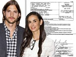 It's FINALLY official! Demi Moore and Ashton Kutcher's divorce has been finalised, two years after their split