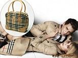 Eddie Redmayne and Cara Delevingne in Burberry Ad Campaign.\n