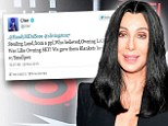 Cher: Thanksgiving celebrates 'the beginning of a great crime'