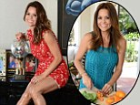 Brooke Burke opens the doors of her luxury Malibu mansion where she 'relaxes and escapes' with husband David Charvet and four children