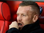 Looking back: Craig Bellamy regrets not joining Tottenham Hotspur when he had the chance