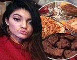 Inside the Kardashian-Jenner feast