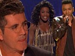 Josh Levi and Lillie McCloud get the chop in X Factor USA double elimination night