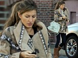 Gisele Bundchen fits in Thanksgiving Day workout