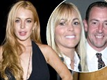 Parent trap! Michael Lohan blocks Lindsay's mother Dina from publishing a tell all book about the controversial family