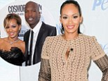 Basketball Wives star Evelyn Lozada 'is six months pregnant'... and ex Chad Johnson is NOT the father