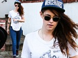 Home is where the heart is! Kristen Stewart spends quality time with her parents after hanging with her friends on Thanksgiving