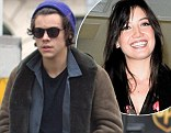 Harry Styles and Daisy Lowe