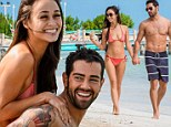 Jesse Metcalfe and Cara Santana enjoy Thanksgiving weekend in Mexico
