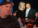 'She's the real deal': Country singer Garth Brooks on how he struck a chord with wife No.2 Trisha Yearwood years before marriage