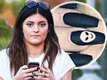 Fine inch nails! Kylie Jenner spends quality time with BFFs at the salon before she heads off for dinner with buddies