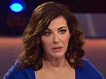 Nigella Lawson, who is currently at the centre of drug-taking allegations in London, is also trying to launch a career in the US