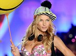 After criticizing Taylor Swift, it seems Victoria's Secret executives won't be inviting Jessica Hart to walk in next year's show or model in its upcoming catalogs