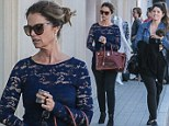 They could be Twins! Maria Shriver and daughter Katherine look like siblings as they go on shopping spree