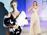 Top model born without a forearm won't let her disability hold her back as she lands top campaign with P&G