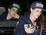 No holiday cheer here! Kristen Stewart struggles to contain her emotions as she spends her Thanksgiving celebrations alone