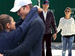 Lovebirds Ashton Kutcher and Mila Kunis are ready to start a family... and they want to raise their children Jewish