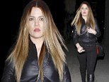'I have major anxiety': Khloé Kardashian steps out looking sombre as the new season preview of KUWTK reveals the demise of her marriage
