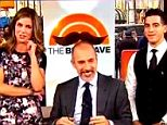 Viewers suggested which looks the anchors should try out, and while a couple of them were game, Lauer decided that he wanted to keep his beard