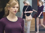 Nothing like retail therapy! Taylor Swift squeezes in shopping with her mother Andrea ahead of the show in New Zealand