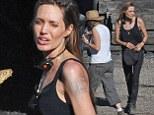 Angelina Jolie takes hands on approach as she shoots Unbroken in the Australian heat