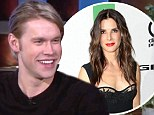 Chord on Ellen: Glee actor Chord Overstreet made an appearance on The Ellen DeGeneres Show on Monday