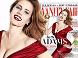 'I'm not pregnant and I'm not getting married anytime soon,' but Amy Adams admits her fiance Darren Le Gallo is 'awesome' because he sings to her