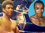 Boxing ringers! Usher is spitting image of Sugar Ray Leonard in first photos from the set of Hands of Stone